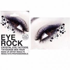 Eye Rock Oog Tattoo Chrystal  #3