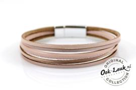 Magneetarmband Pale Pink