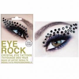 Eye Rock Oog Tattoo Chrystal #1
