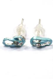 oorbellen Slipper Blauw