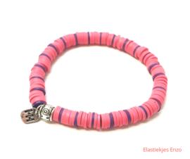 I*H Color  Pink Zebra
