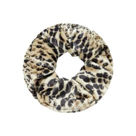 Velvet Scrunchie Snake