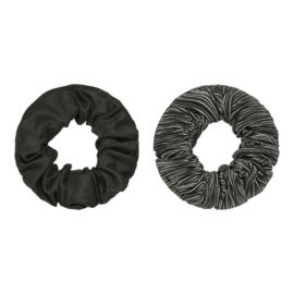 Scrunchie It Takes Two | Zwart