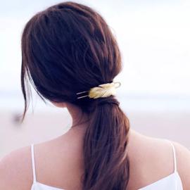 Haarspeld Boho Feather