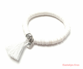 Armbandje Color Kids♡ White