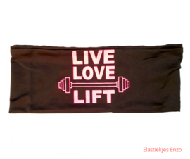 "Sport haarband ""LIFT"""