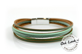 Magneetarmband Green