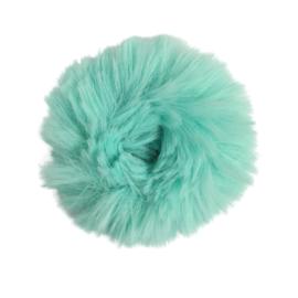 Fluffy Scrunchie | Mint