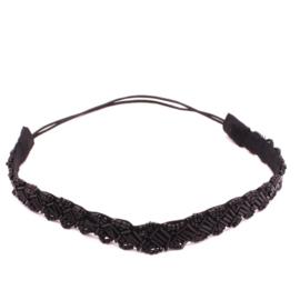 Haarband  Noir