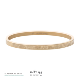 Armband Jungle Fever Small | Goud