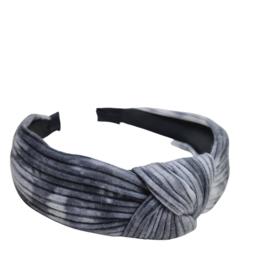 Tie Dye Haarband | Black