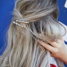 Haarspeldje Make It | Zilver