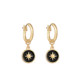 Oorbellen Golden Star