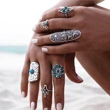 Ring Set Vintage  (S/M)