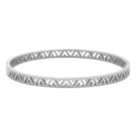 Armband Multiply | Zilver