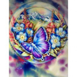 Diamond Painting set | Butterfly