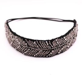 Haarband Boho | Zilver