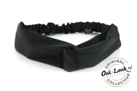 Haarband  | Zwart