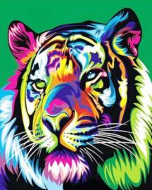 Diamond Painting set | Tiger