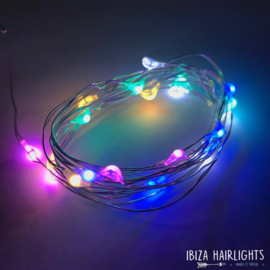 Ibiza HairLights | Multi Color