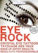 Eye Rock Oog Tattoo Chrystal  #4