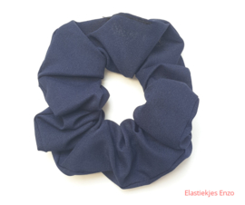 Scrunchie Summer| Navy