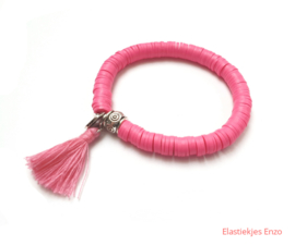 Armbandje Color Kids♡ Hot Pink