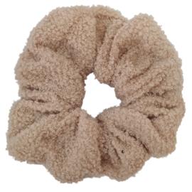 XXL Scrunchie Soft Teddy | Beige