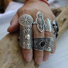 Ring Set | Boho  (S/M)