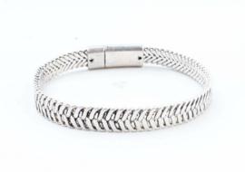 Metaal armband Ziva