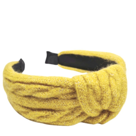 Haarband Knitted | Oker
