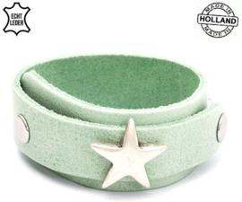 Armband Overlap Ster Mint