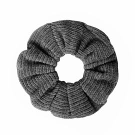 Scrunchie Knitted | Grey