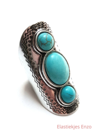 Ring Turquoise mt 18