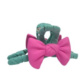 Kids Haarklem Pink Bow