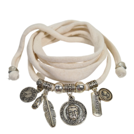 Esperanza  Deseo| Boeddha Namasté Ecru