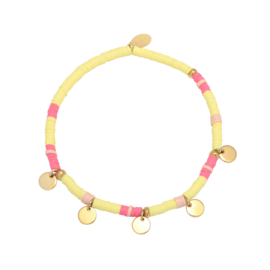 Bracelet Surf with me |Yellow