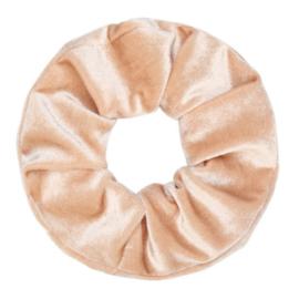 Scrunchie Sweet Velvet | Nude