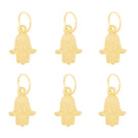 Hair ring Hamsa|Goud