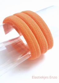 Haar elastiek Oranje