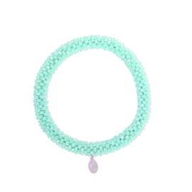 Armband Summer Sparkles | Mint