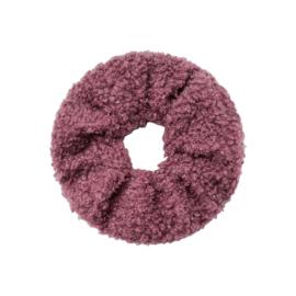 Scrunchie Soft Teddy | Paars