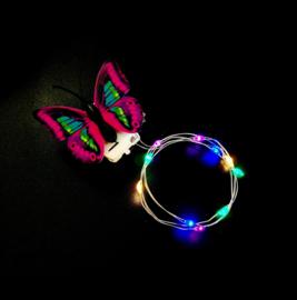 Haarlichtjes Butterfly | Multicolor