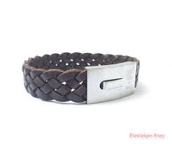 I*H Leather Bracelet Riga | Dark Brown