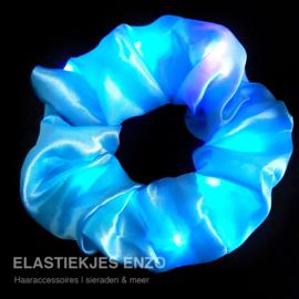 Led Scrunchie | Blue