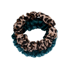 Scrunchie Coziness | Blue
