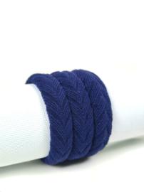 Haarelastiek Knitted | Dark Blue