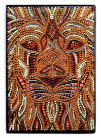 Diamond Painting Notebook | Lion