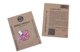 Braid Pearls| Mix Purple