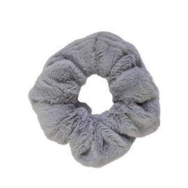 Scrunchie Cuddle   Mouse Grey